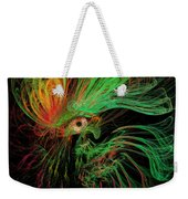 The Eye Of The Medusa Weekender Tote Bag