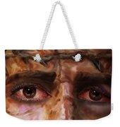 The Eyes Of Eternal Love Weekender Tote Bag