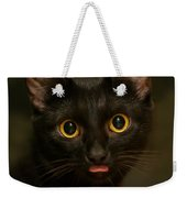 The Eyes Weekender Tote Bag