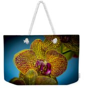 The Face Of Color Weekender Tote Bag