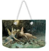 The Fairies From William Shakespeare Scene Weekender Tote Bag