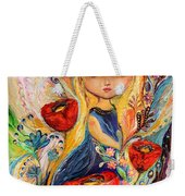 The Fairies Of Zodiac Series - Virgo Weekender Tote Bag