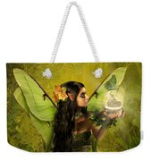 The Fairy Of Clairvoyant Weekender Tote Bag
