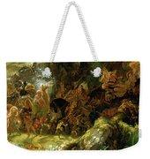 The Fairy Raid Weekender Tote Bag