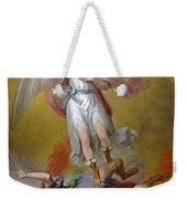 The Fall Of Lucifer Weekender Tote Bag