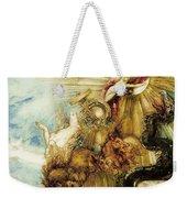 The Fall Of Phaethon Weekender Tote Bag