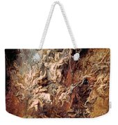 The Fall Of The Damned Weekender Tote Bag