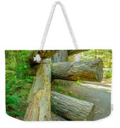 The Fallen Collection 5 Weekender Tote Bag