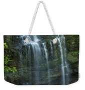 The Falls From Above Weekender Tote Bag