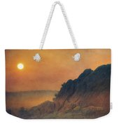 The False Lovers' Rock At Sunset Weekender Tote Bag