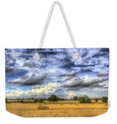 The Farm In The Summertime  Weekender Tote Bag