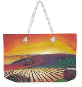 'the Farm' Weekender Tote Bag