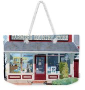 The Farmer's Country Store Weekender Tote Bag