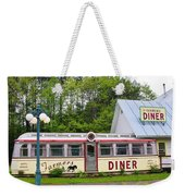 The Farmers Diner In Color Weekender Tote Bag