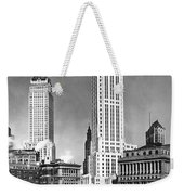 The Farmers Trust Building  Weekender Tote Bag