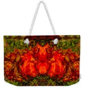 The Fates Weekender Tote Bag by Omaste Witkowski
