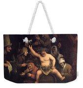 The Feast Of Bacchus, 1654 Weekender Tote Bag