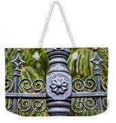 The Fence Weekender Tote Bag