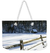 The Fence Line Weekender Tote Bag