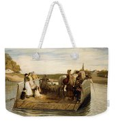 The Ferry Weekender Tote Bag
