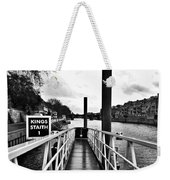 The Ferry Terminal York Weekender Tote Bag