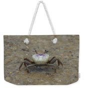 The Fiddler Crab On Hilton Head Island Weekender Tote Bag