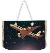 The Final Frontier Weekender Tote Bag