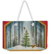 The Fir Tree Weekender Tote Bag