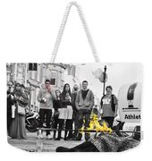 The Fire Untouchable 2 Weekender Tote Bag