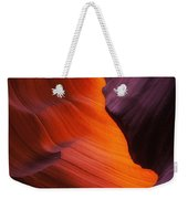 The Fire Within Weekender Tote Bag