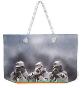 The Firing Squad Weekender Tote Bag