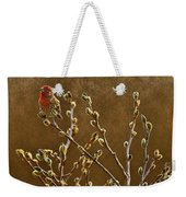 The First Days Of Spring  Weekender Tote Bag
