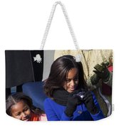 The First Family Weekender Tote Bag