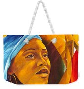 The First Mother Weekender Tote Bag