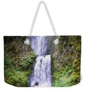 The First Time Weekender Tote Bag