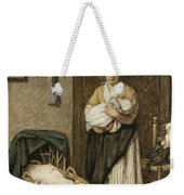 The Firstborn, 1875 Weekender Tote Bag
