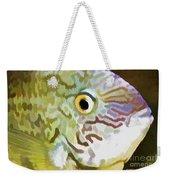 The Fish Weekender Tote Bag