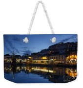 The Fish Market Weekender Tote Bag