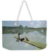 The Fisherman, 1884 Weekender Tote Bag