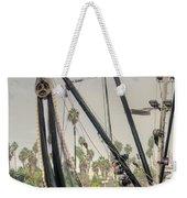 The Fishing Boat Weekender Tote Bag