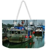 The Fishing Boat Genesta Hdrbt4240-13 Weekender Tote Bag