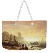 The Fishing Fleet Weekender Tote Bag