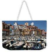 The Fishing Village Weekender Tote Bag