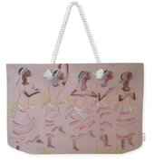The Five Wise Virgins Weekender Tote Bag