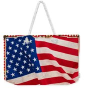 The Flag Weekender Tote Bag by Martin Bergsma