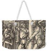 The Flagellation Weekender Tote Bag