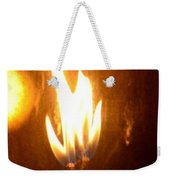 The Flame Weekender Tote Bag