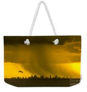 The Floating City  Weekender Tote Bag by Marvin Spates