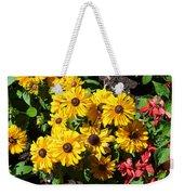 The Flower 16 Weekender Tote Bag
