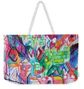 The Flowing River The Source Of Wisdom 1 Weekender Tote Bag